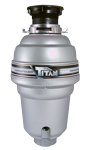 Titan Garbage Disposals Model T-1060