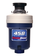 WasteMaid Garbage Disposer Specs Model #458