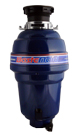 WasteMaid Garbage Disposer Specs Model #658